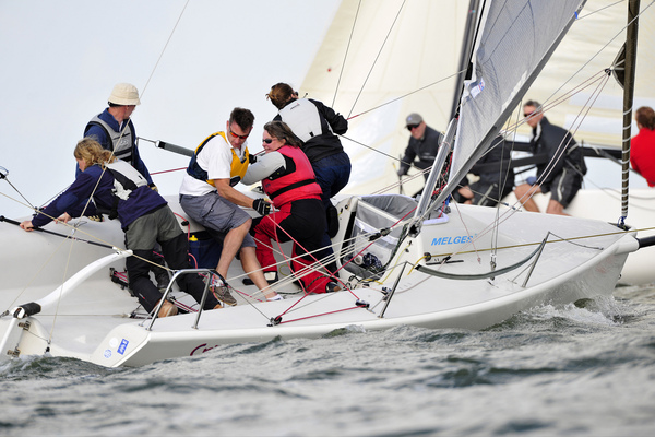 Melges 24 Dutch National 2011 Medemblik