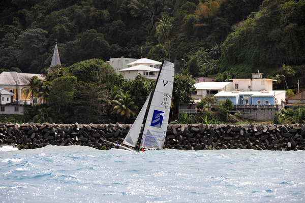 Martinique Cata Raid 2013
